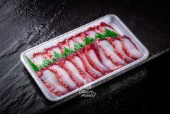 Sashimi Bạch Tuộc Lớn Luộc - Boiled Big Octopus Sushi (7)
