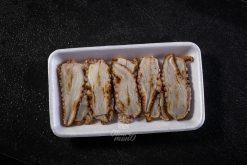 Sashimi Bạch Tuộc Nướng - Grilled octopus sushi