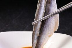 Sashimi Cá Trích Tẩm Giấm - Herring fish sushi