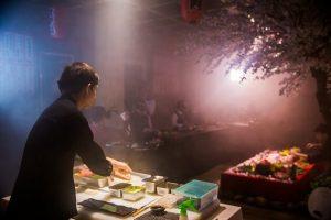 Nyotaimori – Nghệ Thuật Sushi Khỏa Thân