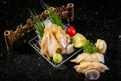 Sashimi Ốc Tsubugai