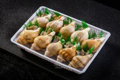 Sashimi Ốc Tsubugai Nguyên Vỏ