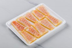 Sashimi Tôm Ép Trứng - Ebi tessen
