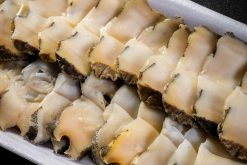 Sashimi Thit Ốc - Topshell sushi